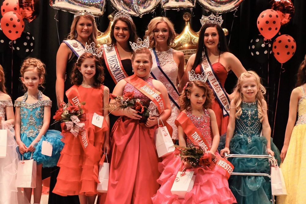2019 Tiny, Little and Junior Miss South Webster Pageant