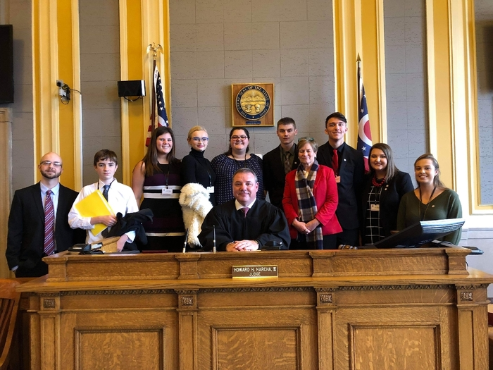 Mock Trial Team 2019