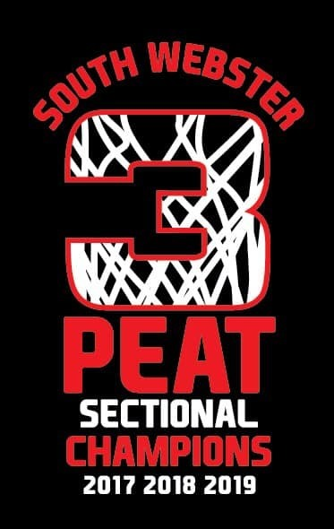 3 Peat Basketball Shirt