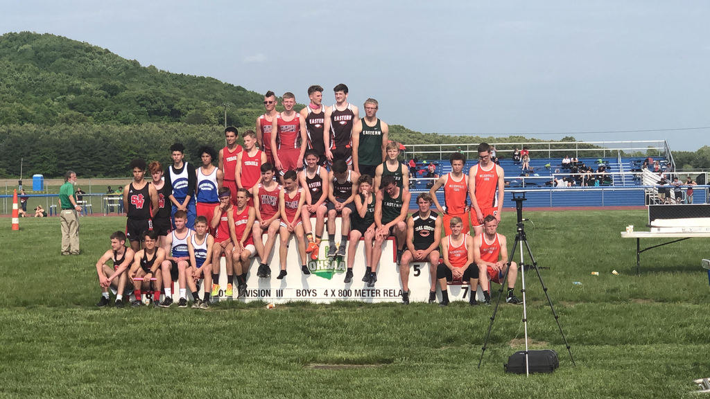 4x800 Relay Results 2019