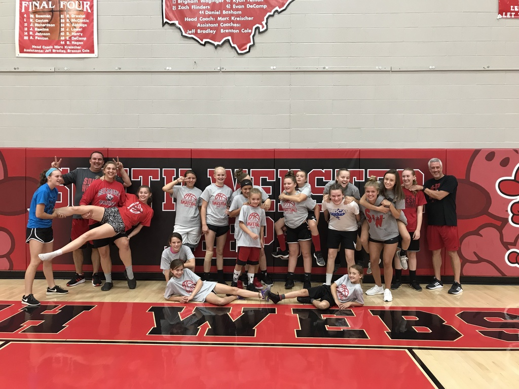 Lady Jeep Basketball Camp 2019