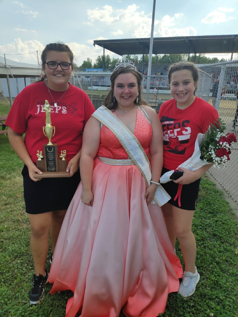 Reagan Fair Queen 2019