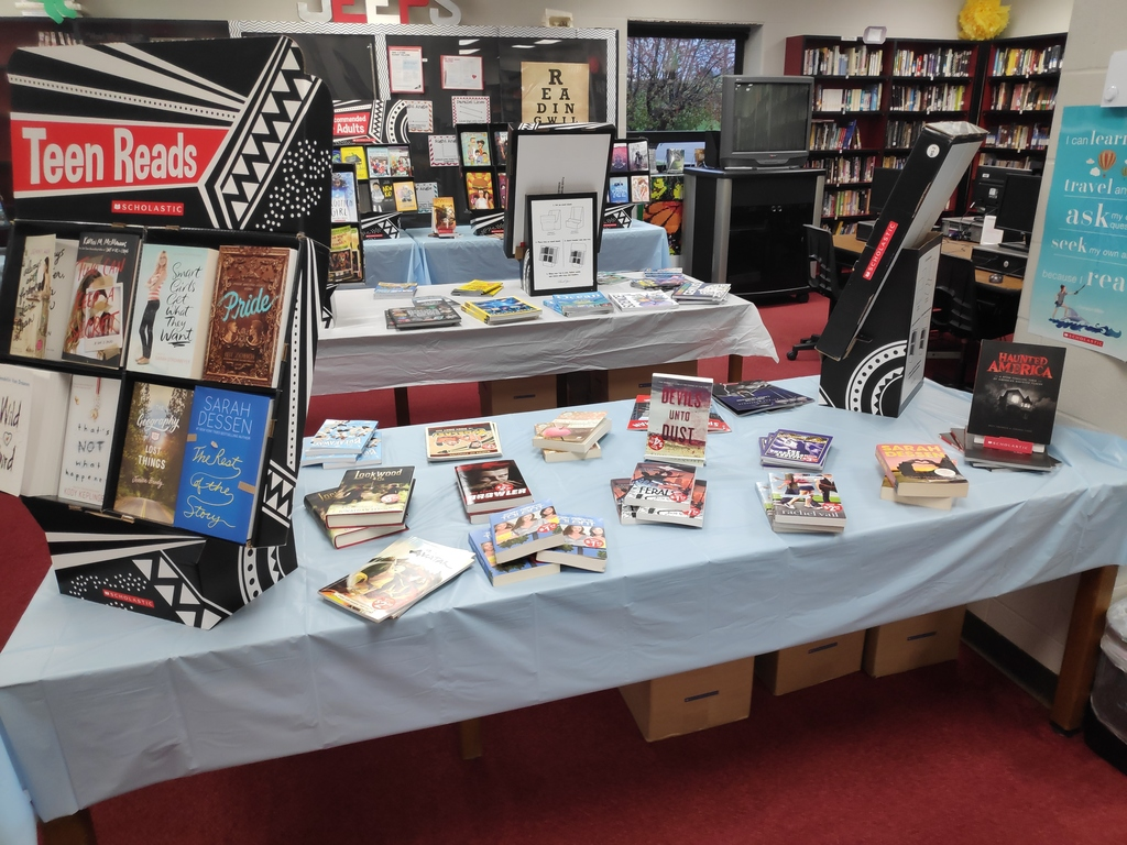 High School Book Fair 2019