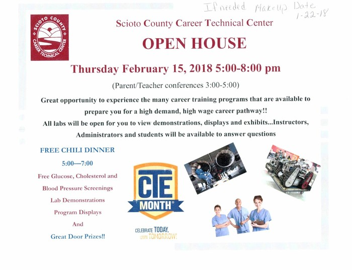 CTC Open House 2018