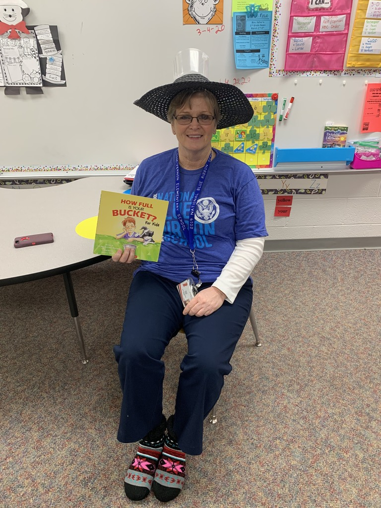 Mrs. Smith Dr. Suess Week 2020