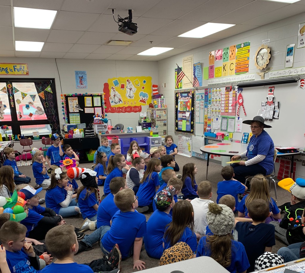 Mrs. Smith With Class Dr. Seuss Week 2020