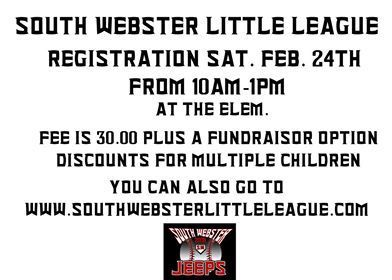 Little League Information 2018